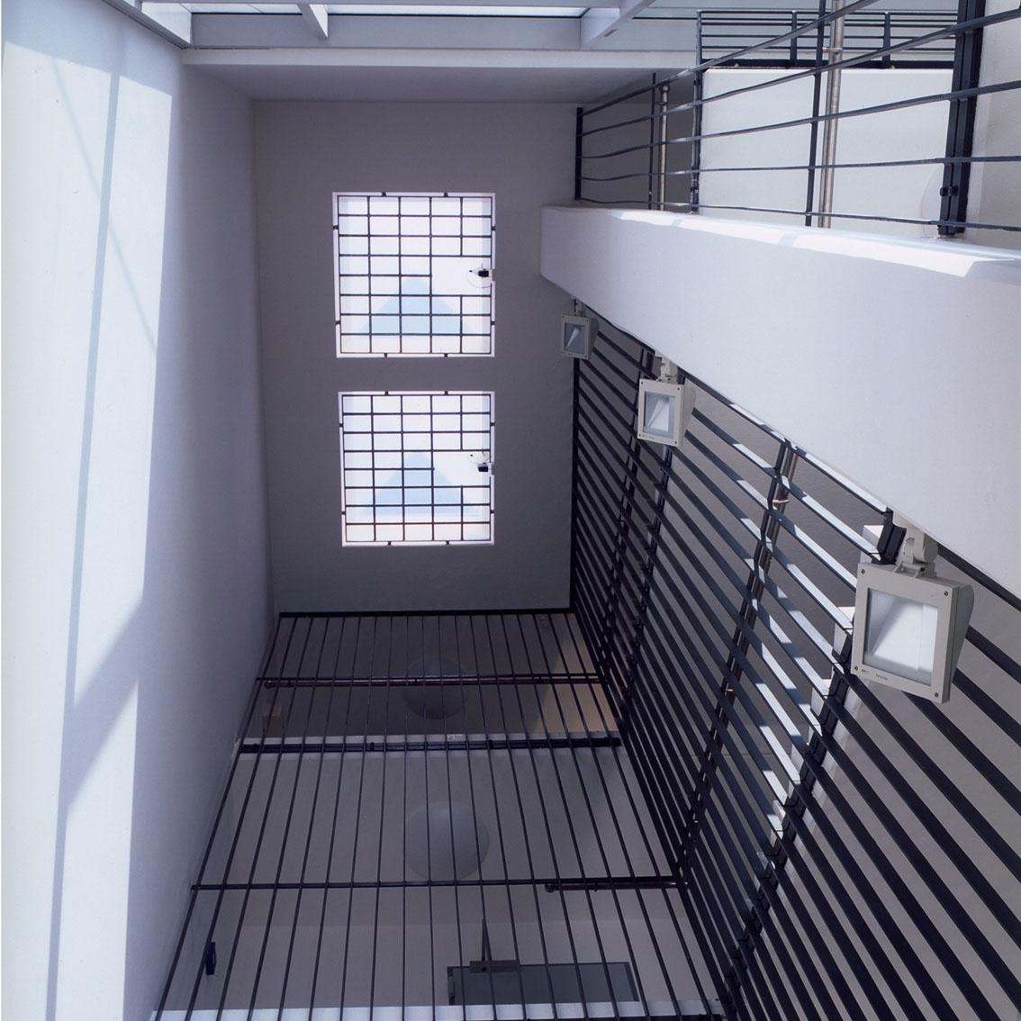 JVA Torgau – Funktionsgebäude