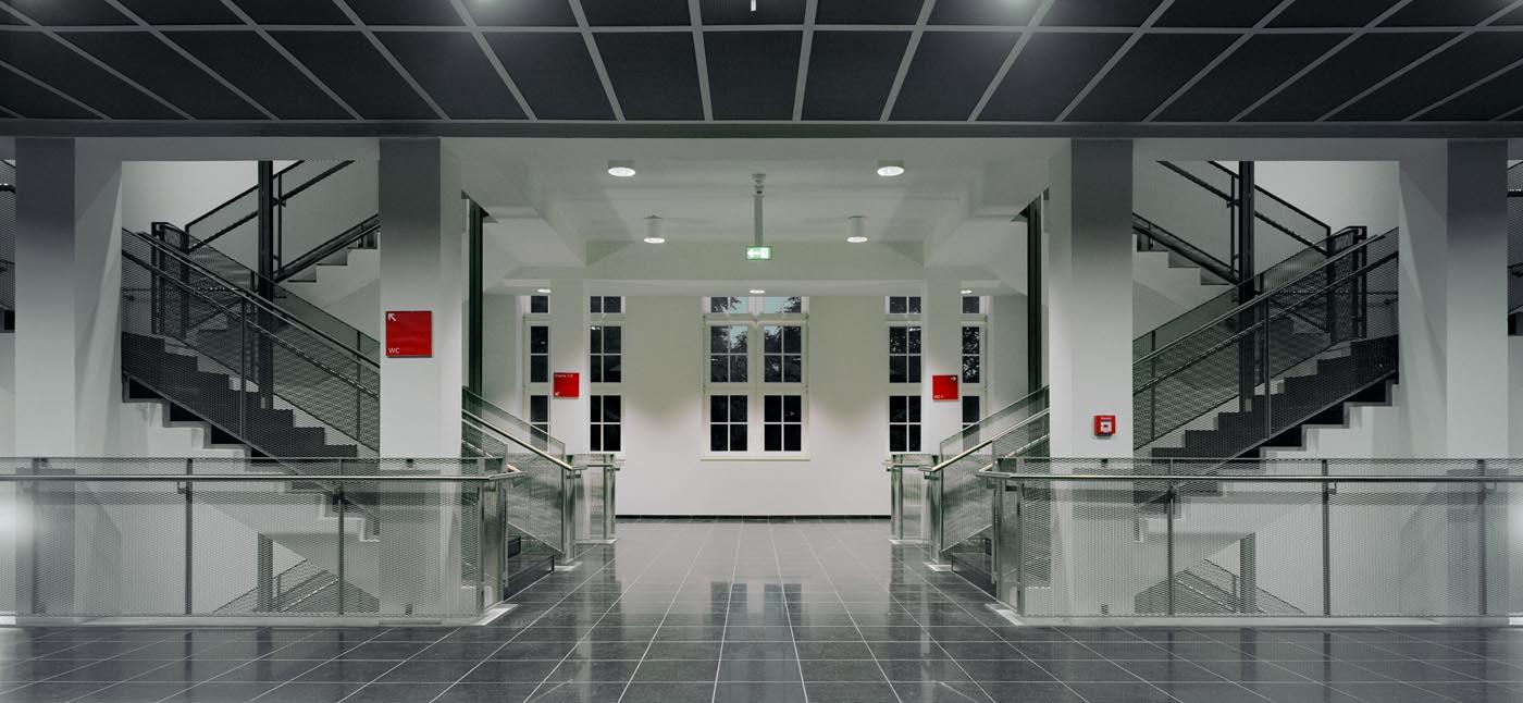 Piloty Gebäude Darmstadt