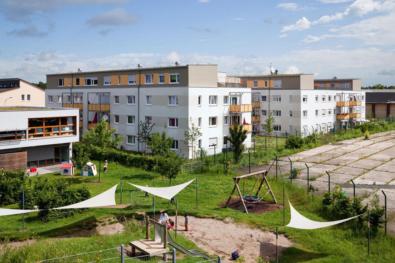 Wohnanlage mit 36 Wohneinheiten Darmstadt