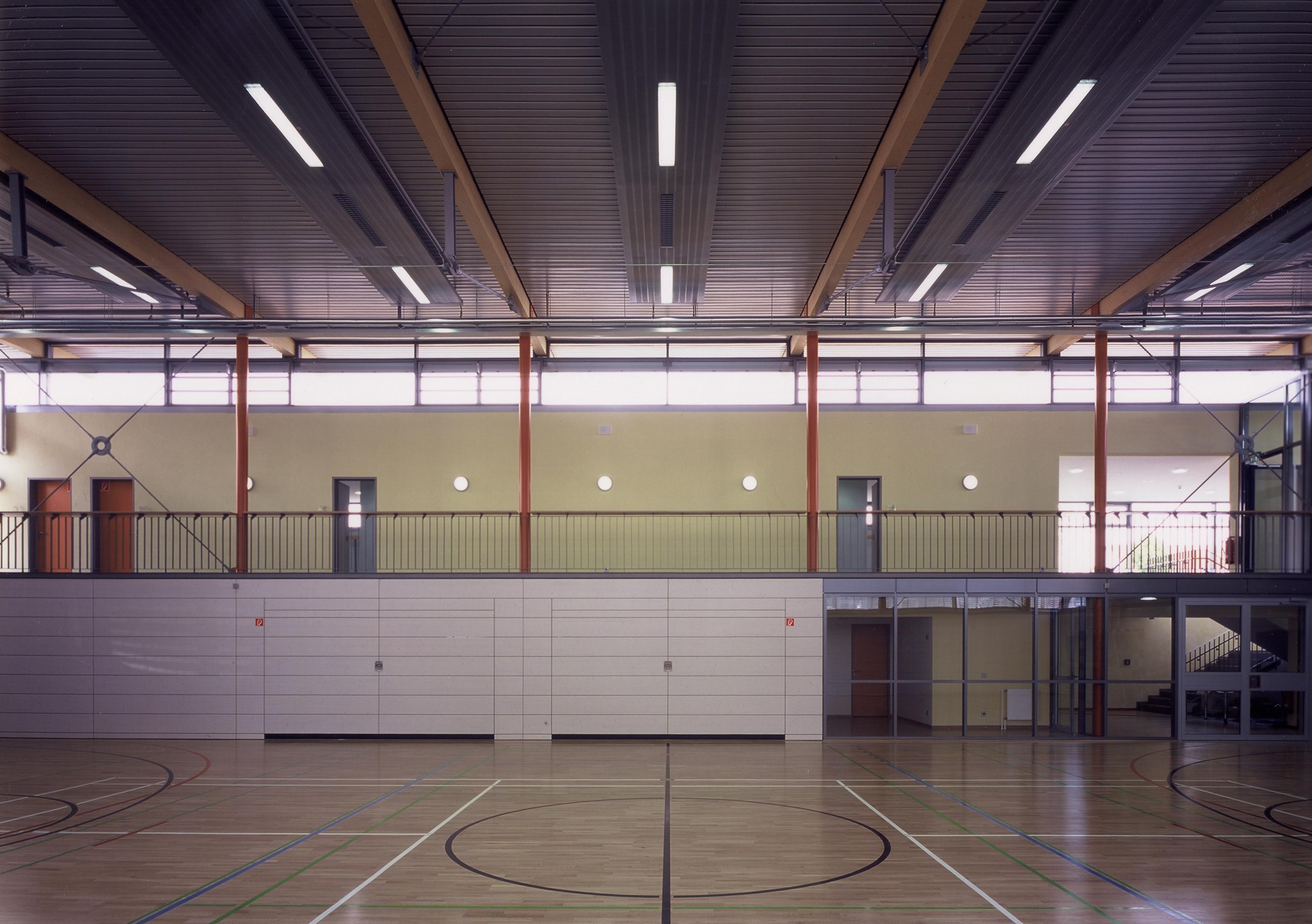 Sporthalle Flörsheim/Hattersheim