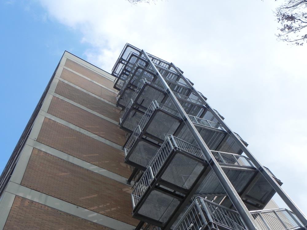 THM Gießen, Instandsetzung Gebäude C