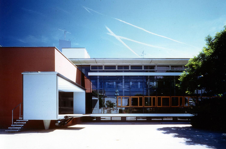 Mensa TU Darmstadt
