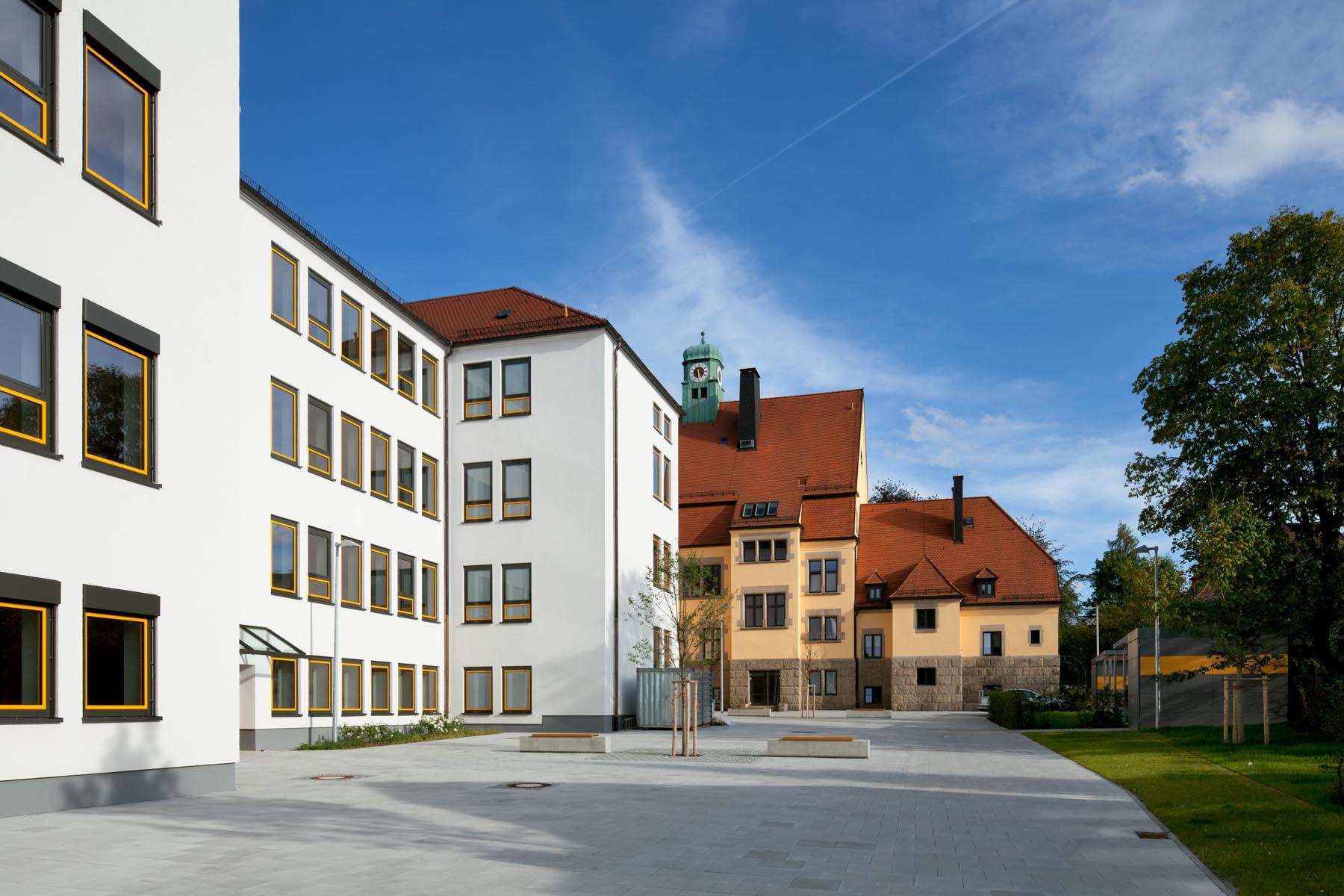 Gymnasium Münchberg Hof