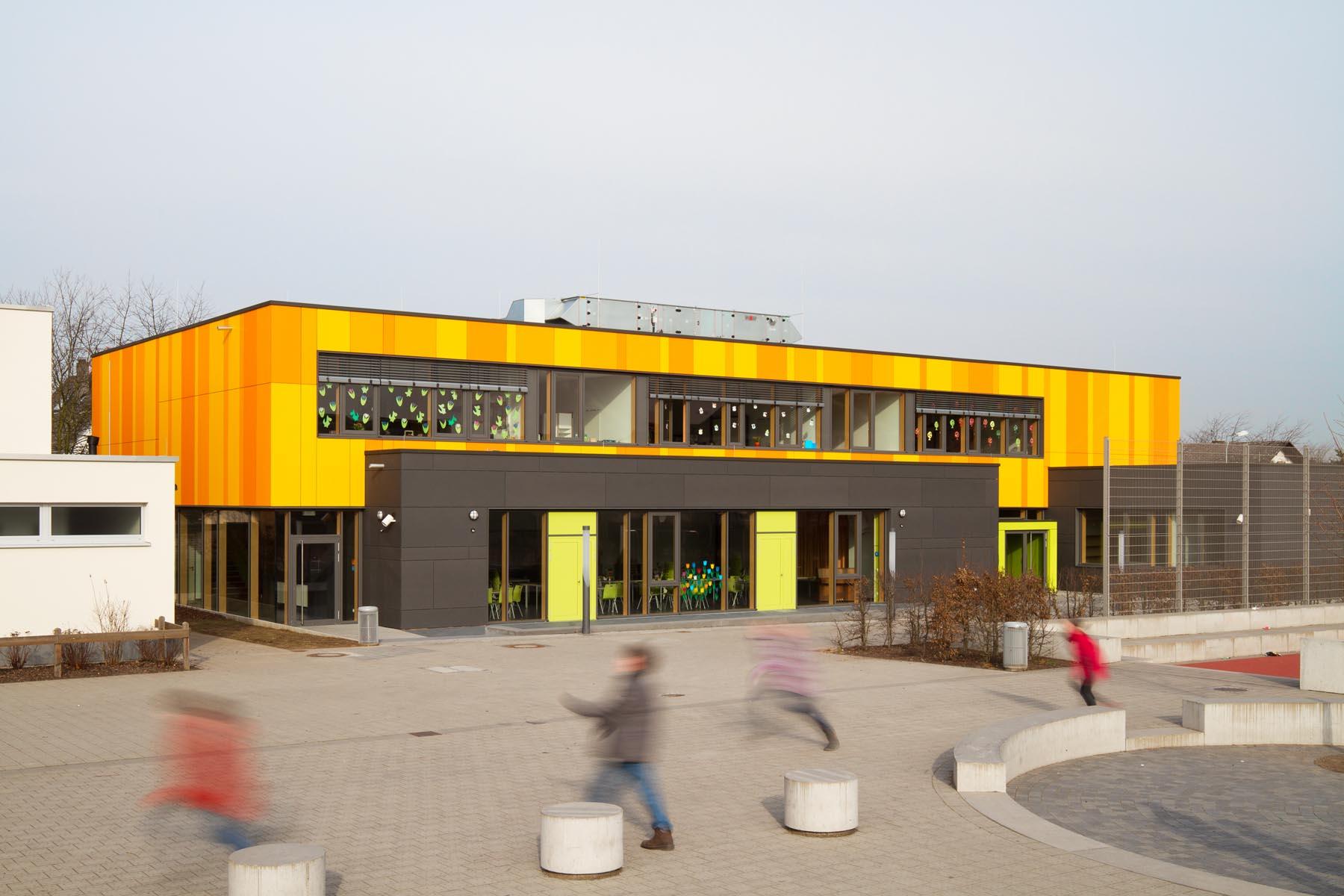 Betreuungseinrichtung an der Carl-Orff-Schule mit Schulkantine Rodgau