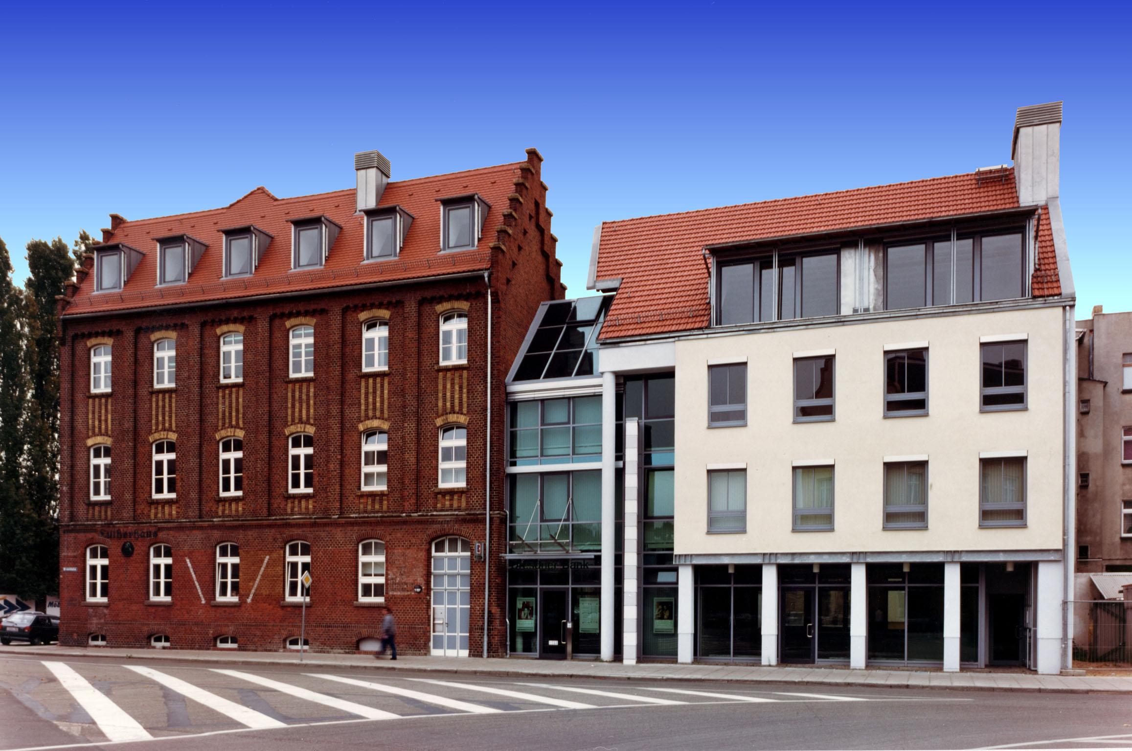 Bank- und Bürogebäude Torgau