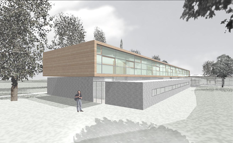 Hermann-Luppe-Schule Praunheim – Wettbewerb 3. Preis
