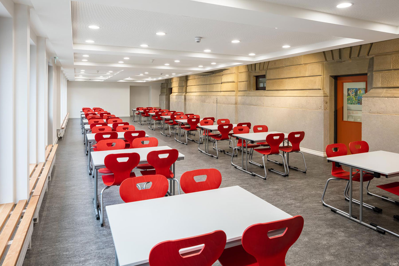 Wallschule – Neue Textorschule Frankfurt