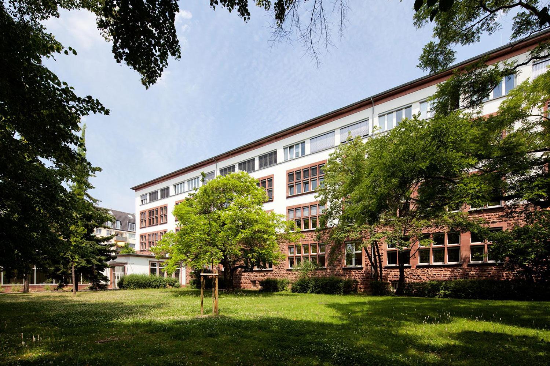 Sanierung DIPF Frankfurt am Main