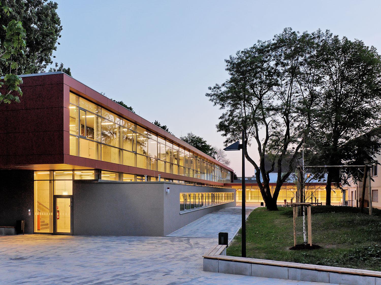 Neubau Hermann-Luppe-Schule Frankfurt am Main