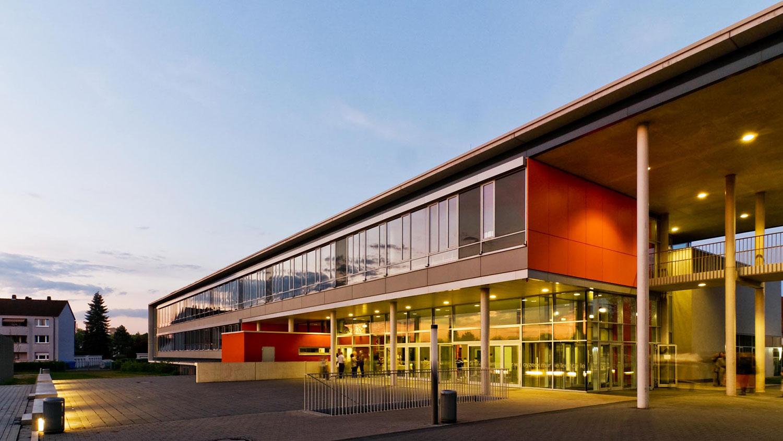 Umbau, Sanierung und Erweiterung Georg-Büchner-Gesamtschule Rodgau