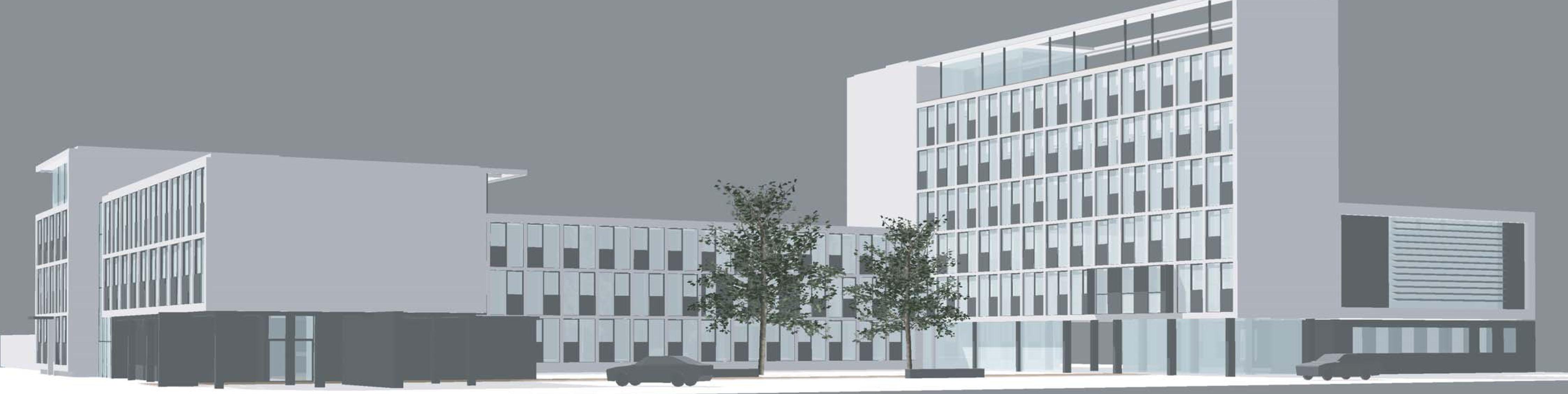 Rathaus Neu-Isenburg – Wettbewerb 2. Preis