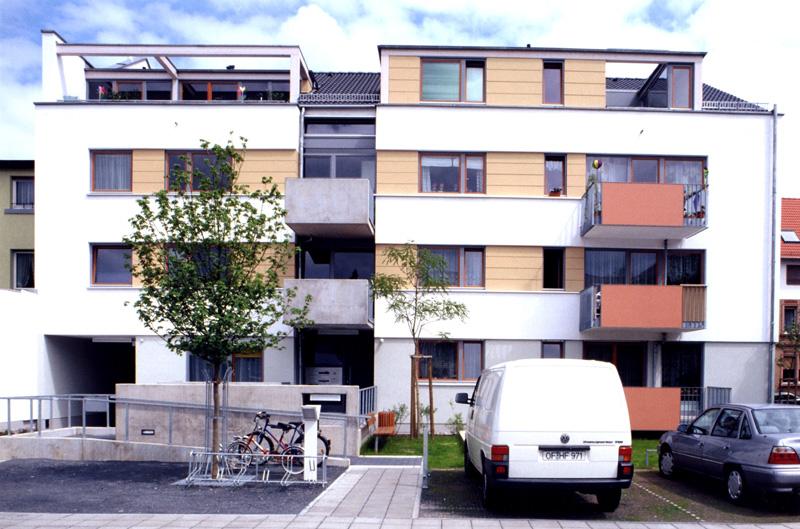 Wohnanlage mit 14 Wohneinheiten Neu-Isenburg