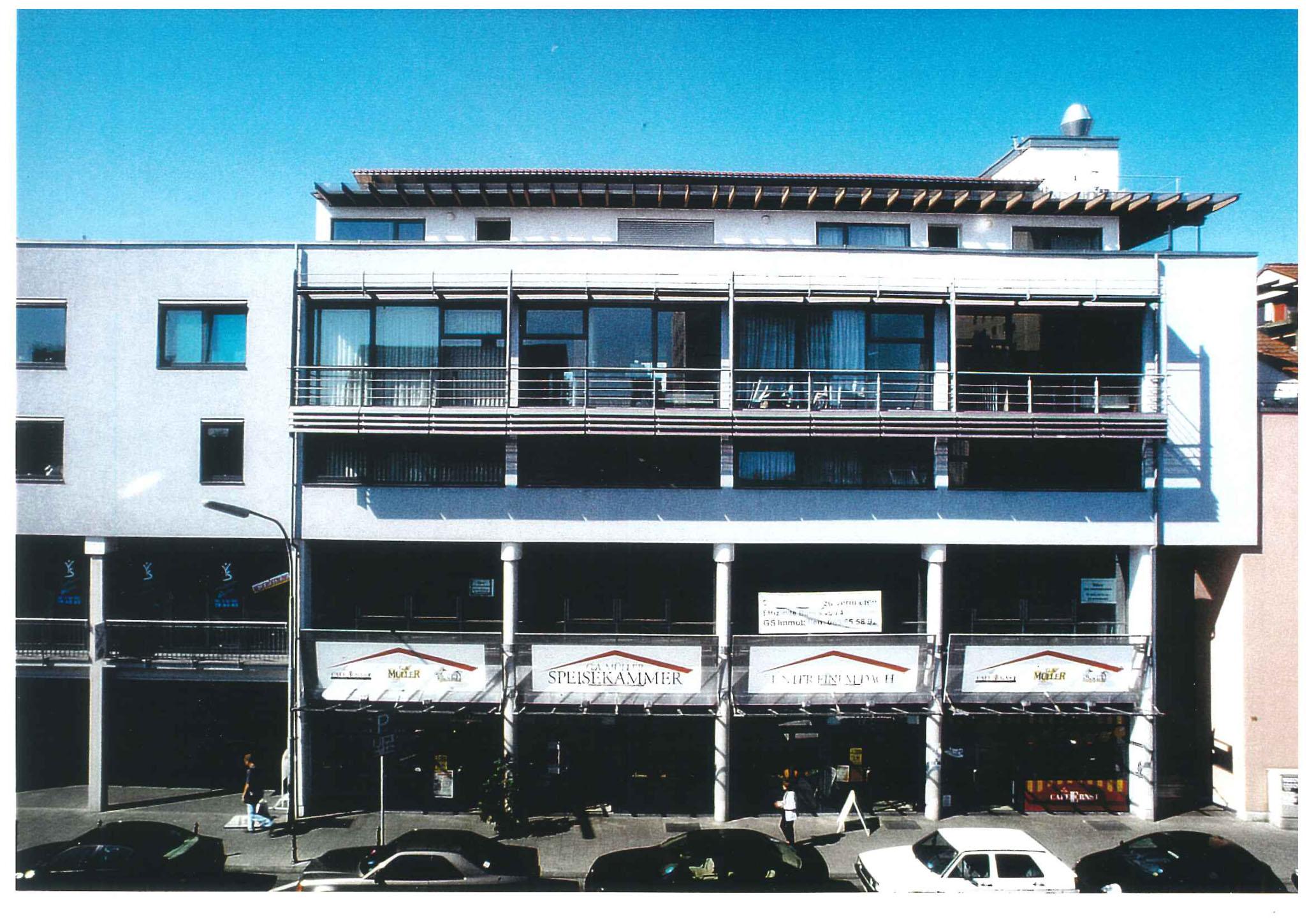 Wohn- und Geschäftshaus Frankfurter Straße 95-103 Neu-Isenburg