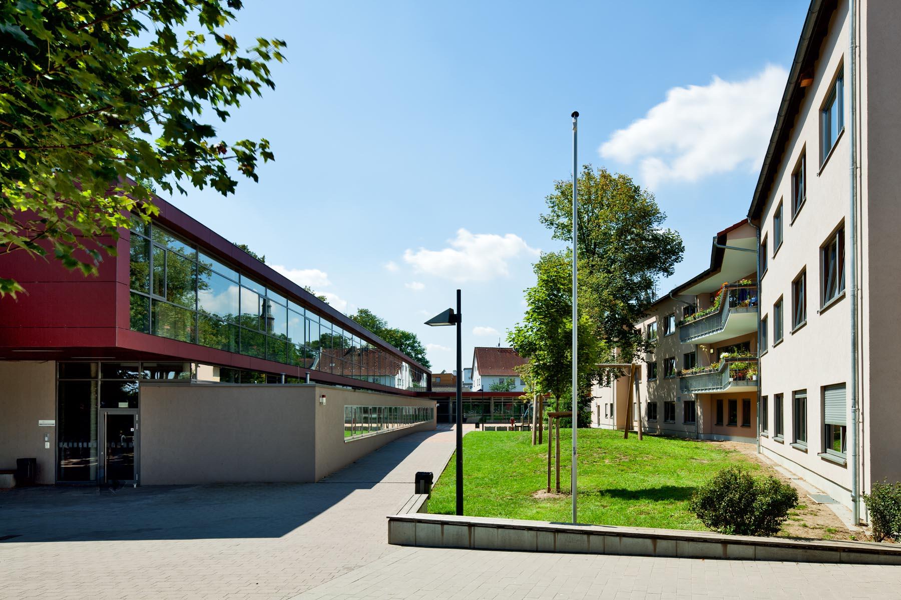 Hermann-Luppe-Haus Frankfurt/Praunheim