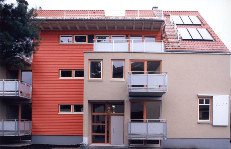 Wohnanlage mit 6 Wohneinheiten Neu-Isenburg