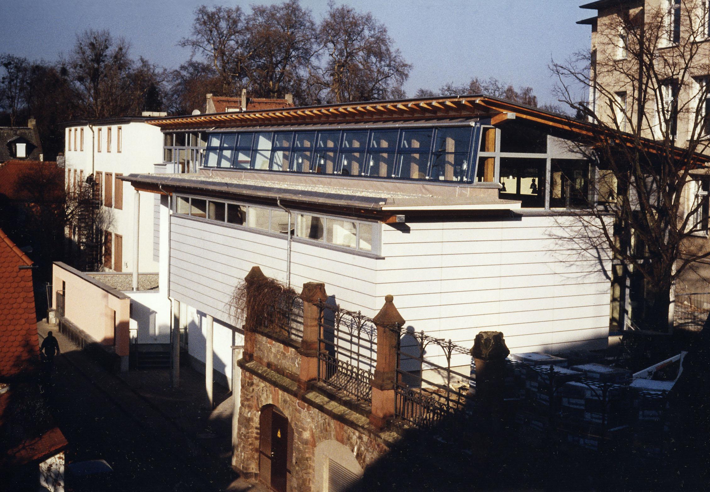 Umbau und Erweiterung Herderschule Darmstadt