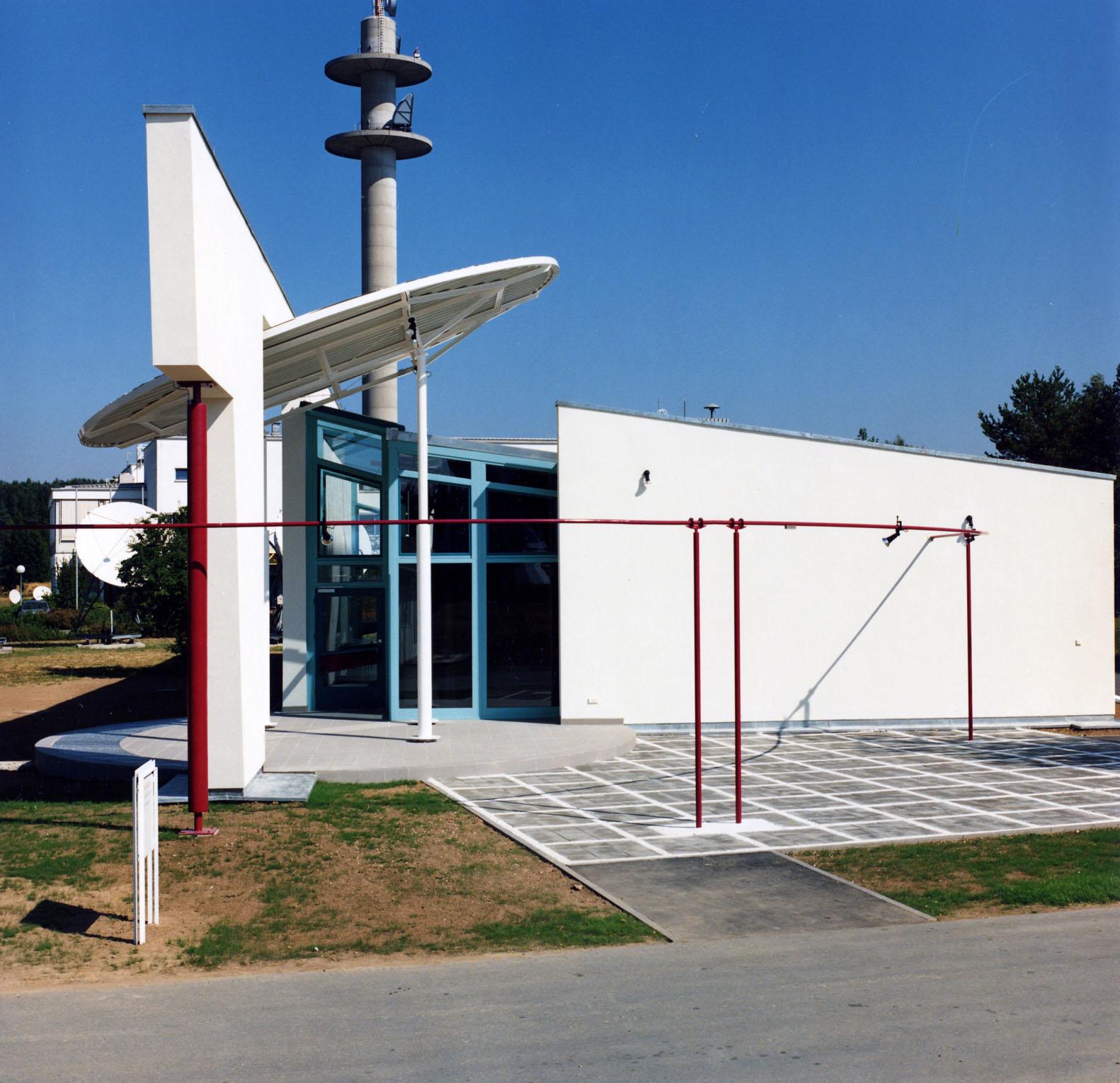 Informationszentrum Erdfunkstelle Usingen