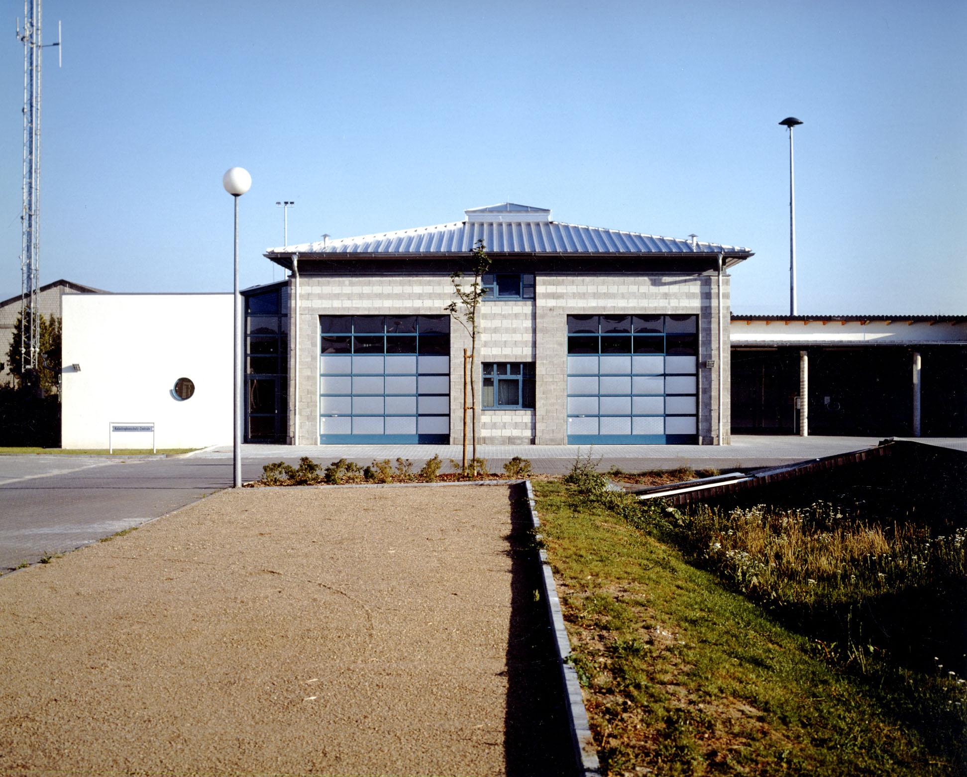 Katastrophenschutz-Zentrale des Kreises Offenbach