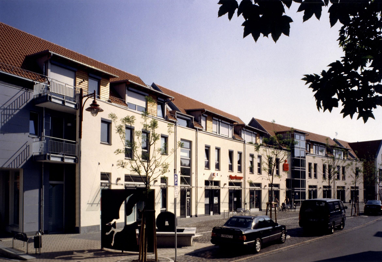Bank- und Bürogebäude Roßdorf