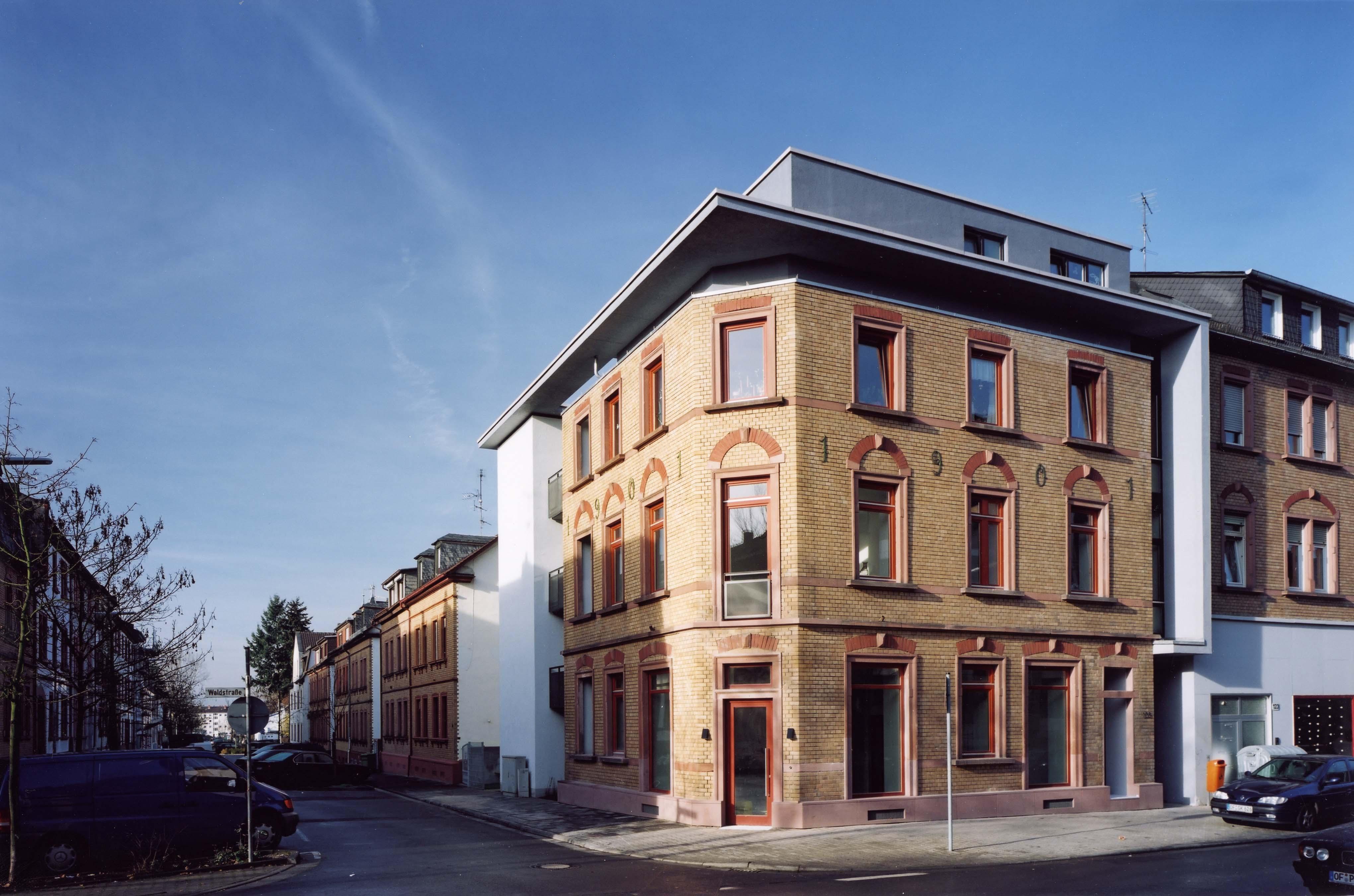Wohnanlage mit 7 Wohneinheiten sowie 2 Gewerbeeinheiten Neu-Isenburg