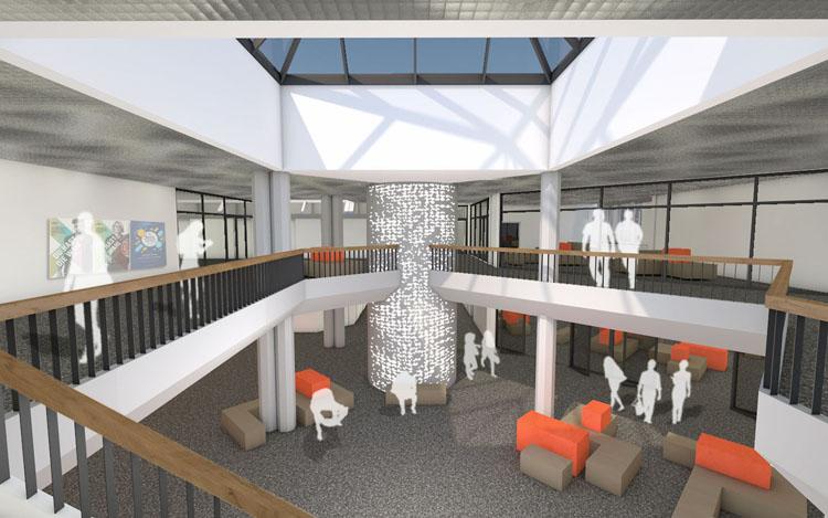 Staatliches Berufliches Schulzentrum Aschaffenburg – Sanierung und Erweiterung